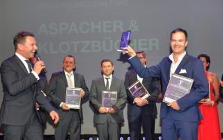 Gewinner der Kategorie Beste Raumgestaltung: Aspacher & Klotzbücher GmbH & Co. KG