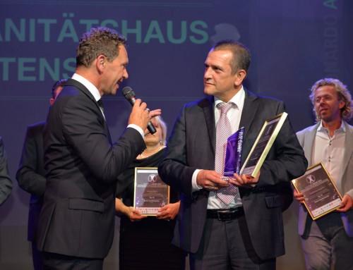 Gewinner der Kategorie Bester Kundenservice: SC Sanitätshaus Carstens GmbH, Stuttgart