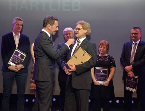 Gewinner der Kategorie Bestes Team: Hartlieb GmbH